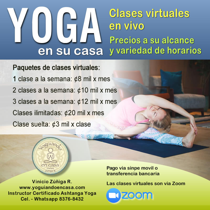 flyer clases virtuales